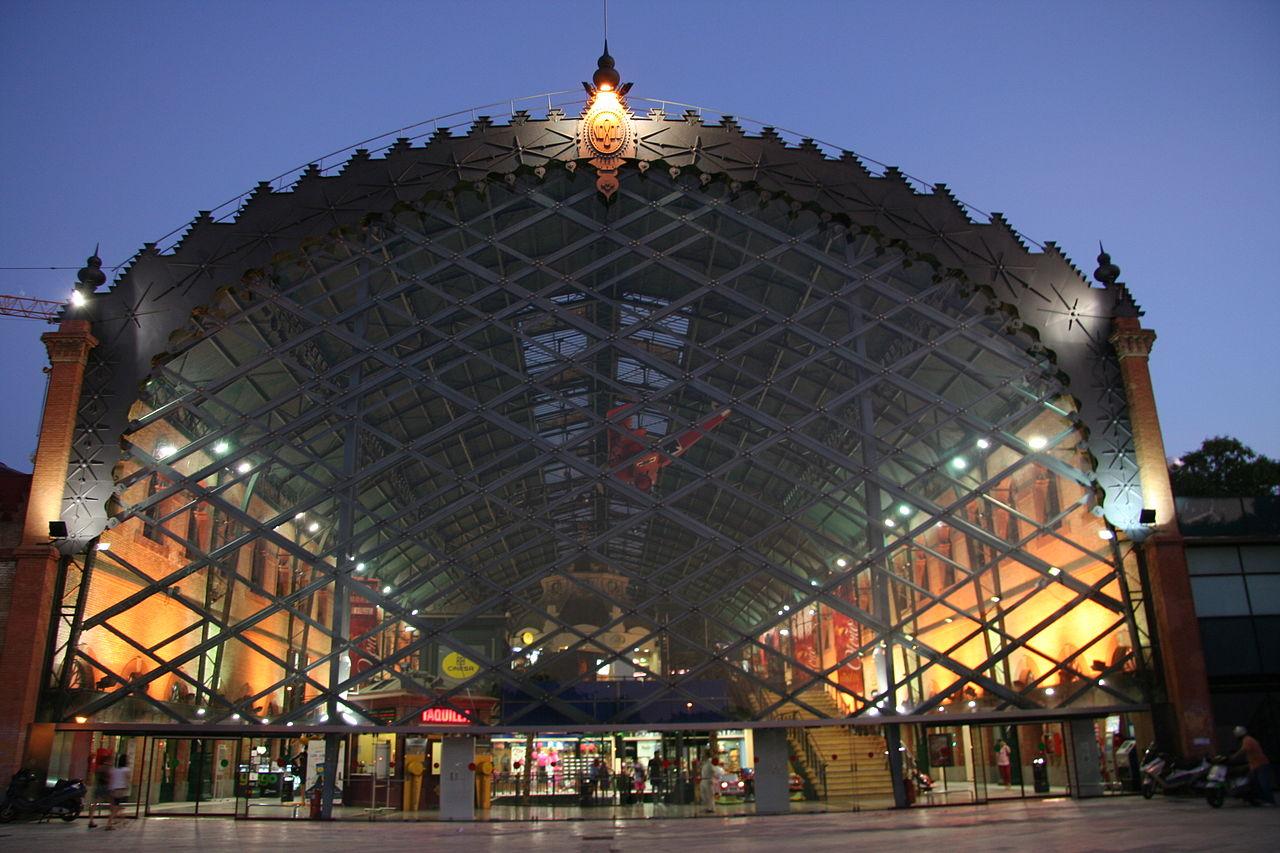 Antigua Estación de Ferrocarriles de Plaza de Armas - Sevilla