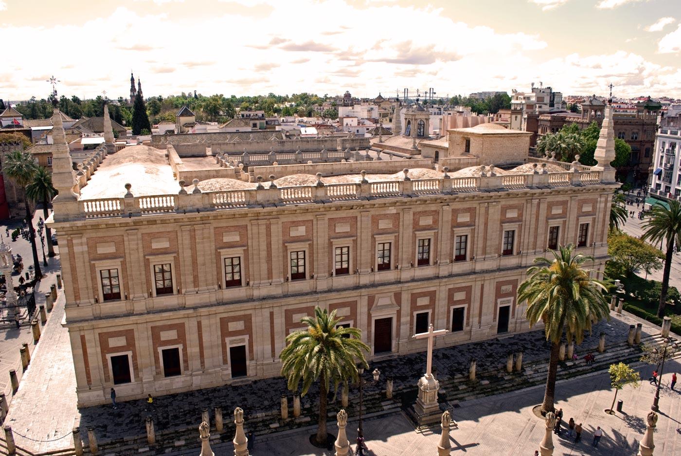 Archivo General de Indias - Sevilla