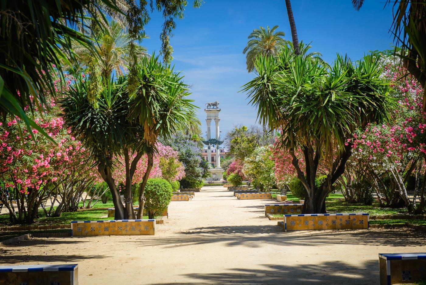 Jardines de Murillo - Sevilla